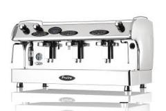 Maquina de café Fracino Romano eléctrica  3 grupos