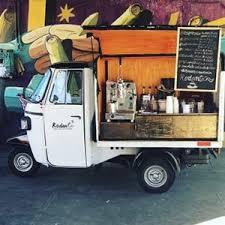 Como funcionan las cafeterias moviles a GAS
