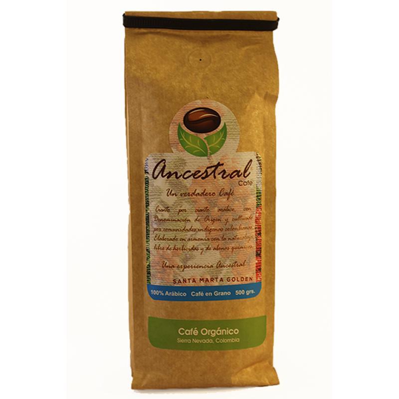 Café Ancestral mejor cafe en grano chile