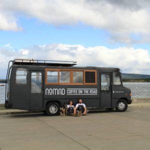 Cliente fracino Nomad (Puerto Natales)