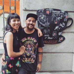 Cliente fracino Café Masato (Santiago)