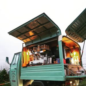 Cliente fracino Mulberry Coffee Co UK